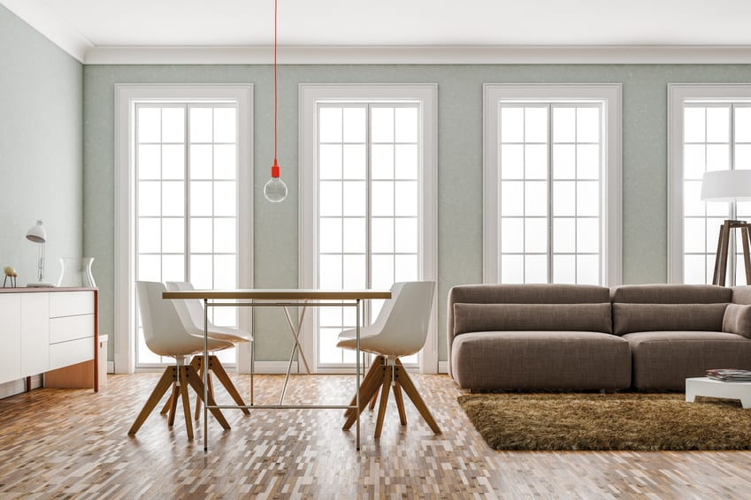die passende esszimmer beleuchtung finden. Black Bedroom Furniture Sets. Home Design Ideas
