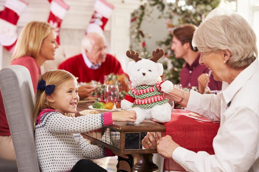 wie wird das weihnachtsessen mit der familie perfekt. Black Bedroom Furniture Sets. Home Design Ideas