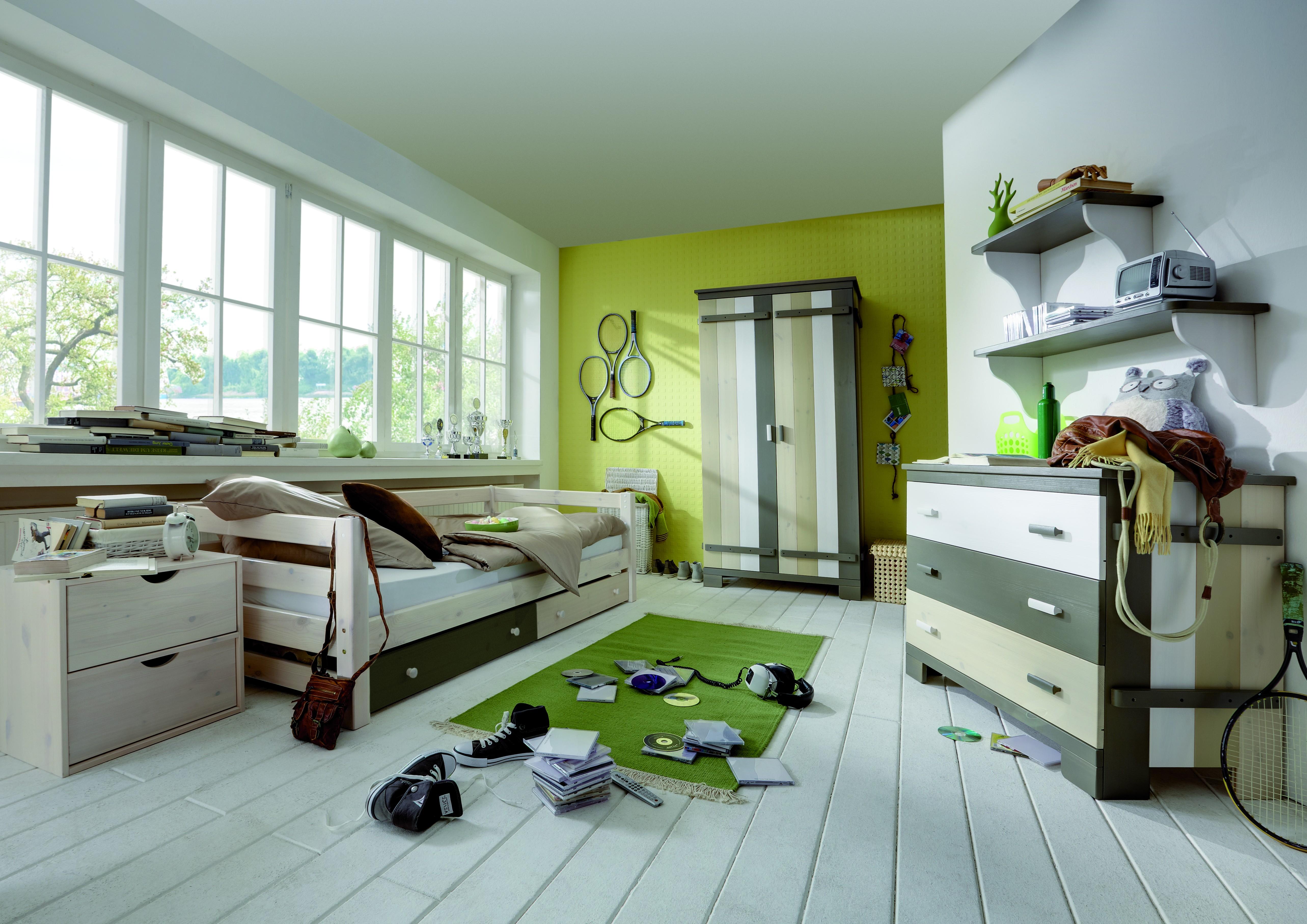 Welcher Fußboden gehört ins Kinderzimmer?
