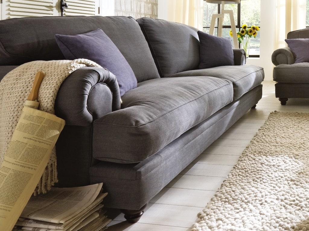 Couchgarnitur Landhausstil landhaus sofa 3 sitzer lafayette sicher bestellen pickupmöbel de