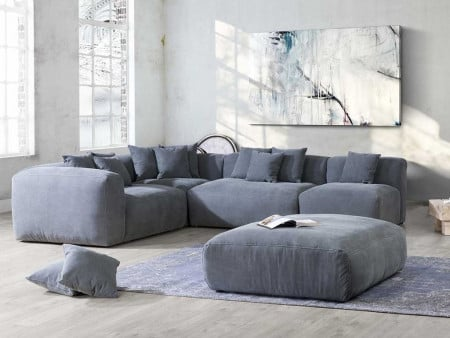 Modulare Sofa Ecke Bloom