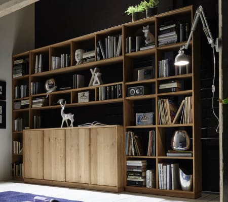cubeit b cherregal wildeiche bianco pickupm. Black Bedroom Furniture Sets. Home Design Ideas