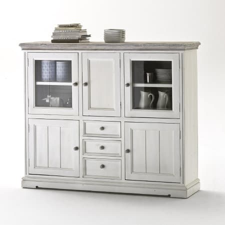 Highboard Opus Landhausstil