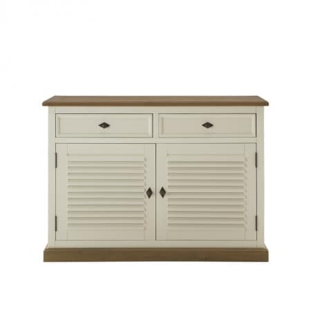 Sideboard New-Orleans massiv 2+2
