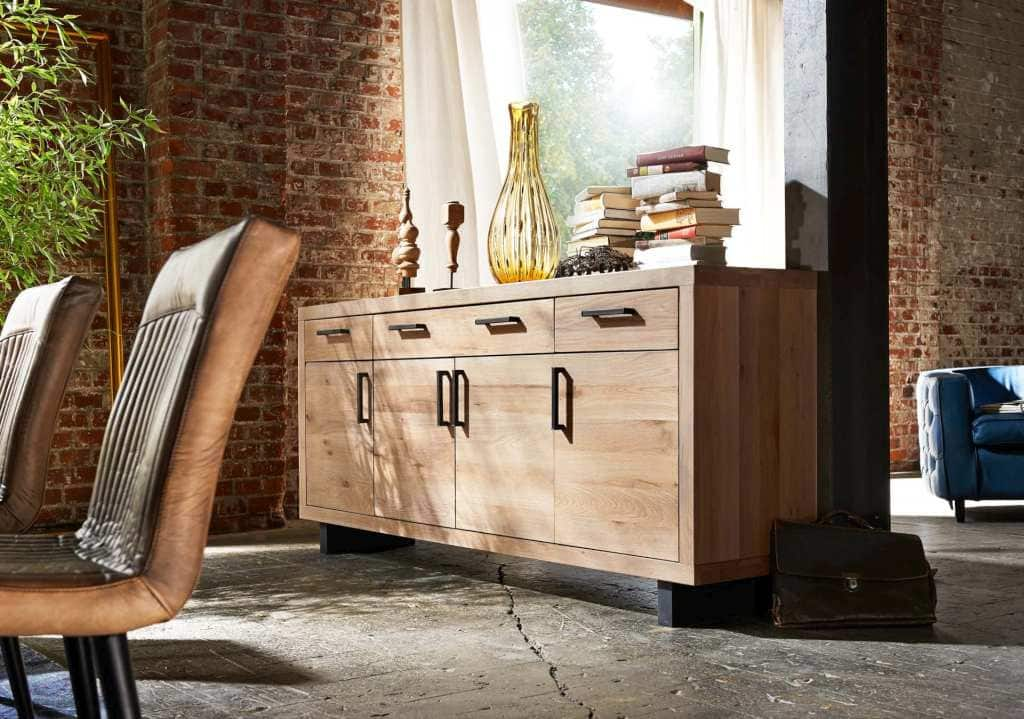 anrichte woodstock wildeiche massiv online bestellen pick up m bel. Black Bedroom Furniture Sets. Home Design Ideas