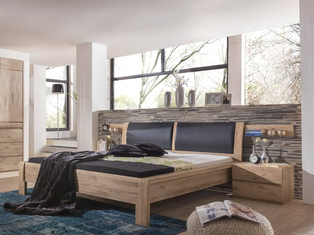 schlafzimmer eiche bianco ottawa komplett pick up m bel. Black Bedroom Furniture Sets. Home Design Ideas