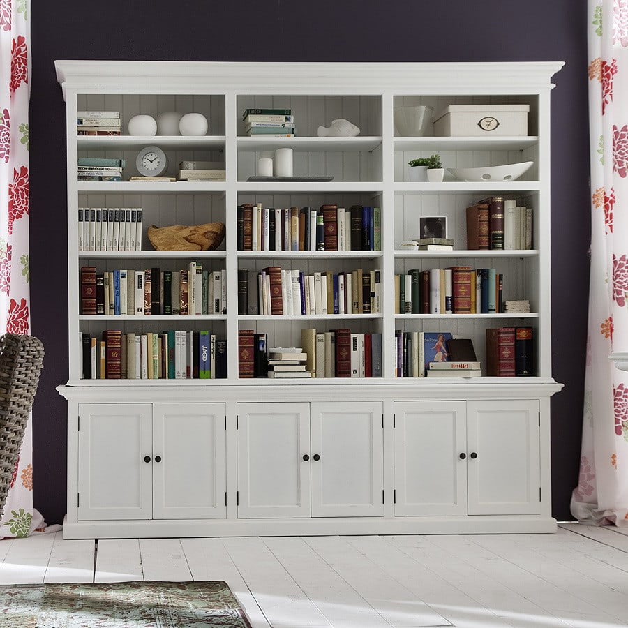 b cherregal halifax 240 cm breit vintage landhausstil pick up m bel. Black Bedroom Furniture Sets. Home Design Ideas