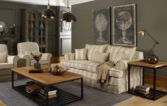 landhaus hussensofa chelsea breite 220 cm viele hussen pick up m bel. Black Bedroom Furniture Sets. Home Design Ideas
