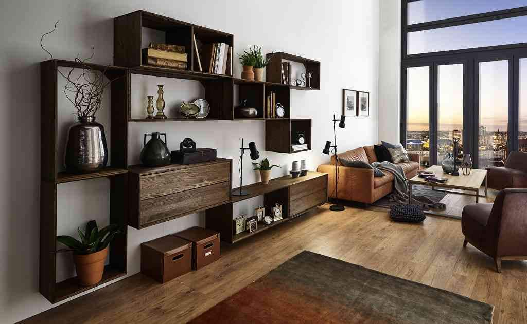 cubeit wandregal wildeiche massiv pickupm. Black Bedroom Furniture Sets. Home Design Ideas