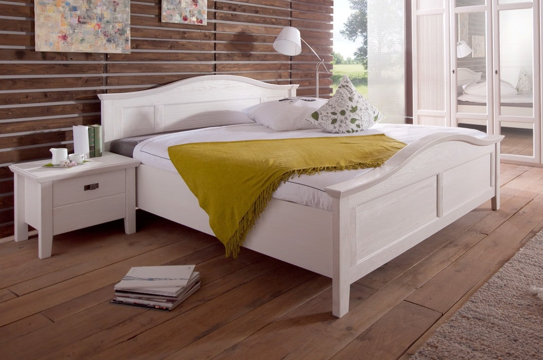rome schlafzimmer kleiderschrank pinie weiss g nstig. Black Bedroom Furniture Sets. Home Design Ideas
