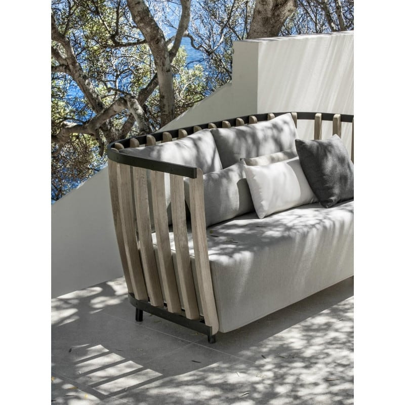 Swing 2er gartensofa by ethimo design pick up m bel - Gartensofa design ...