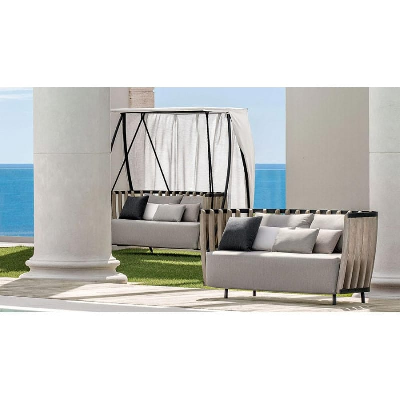 Swing 2er Gartensofa by Ethimo Design Pickupmöbelde