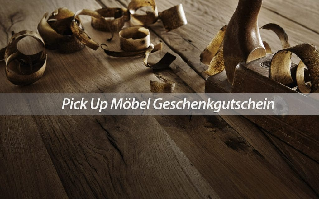 gutschein von pick up m online bestellen pickupm. Black Bedroom Furniture Sets. Home Design Ideas