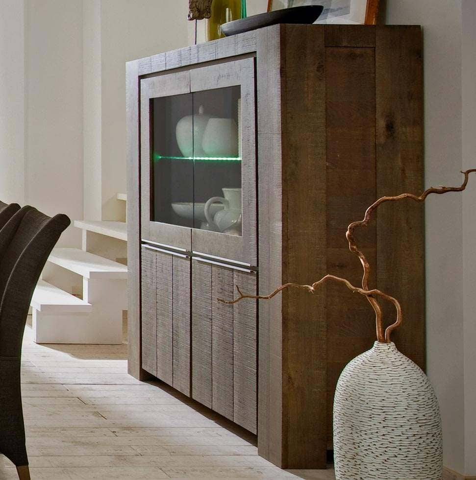 highboard skagen eiche s gerau massiv pickupm. Black Bedroom Furniture Sets. Home Design Ideas