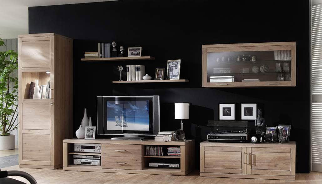 tv lowboard massivholz bianca g nstig m bel online kaufen. Black Bedroom Furniture Sets. Home Design Ideas