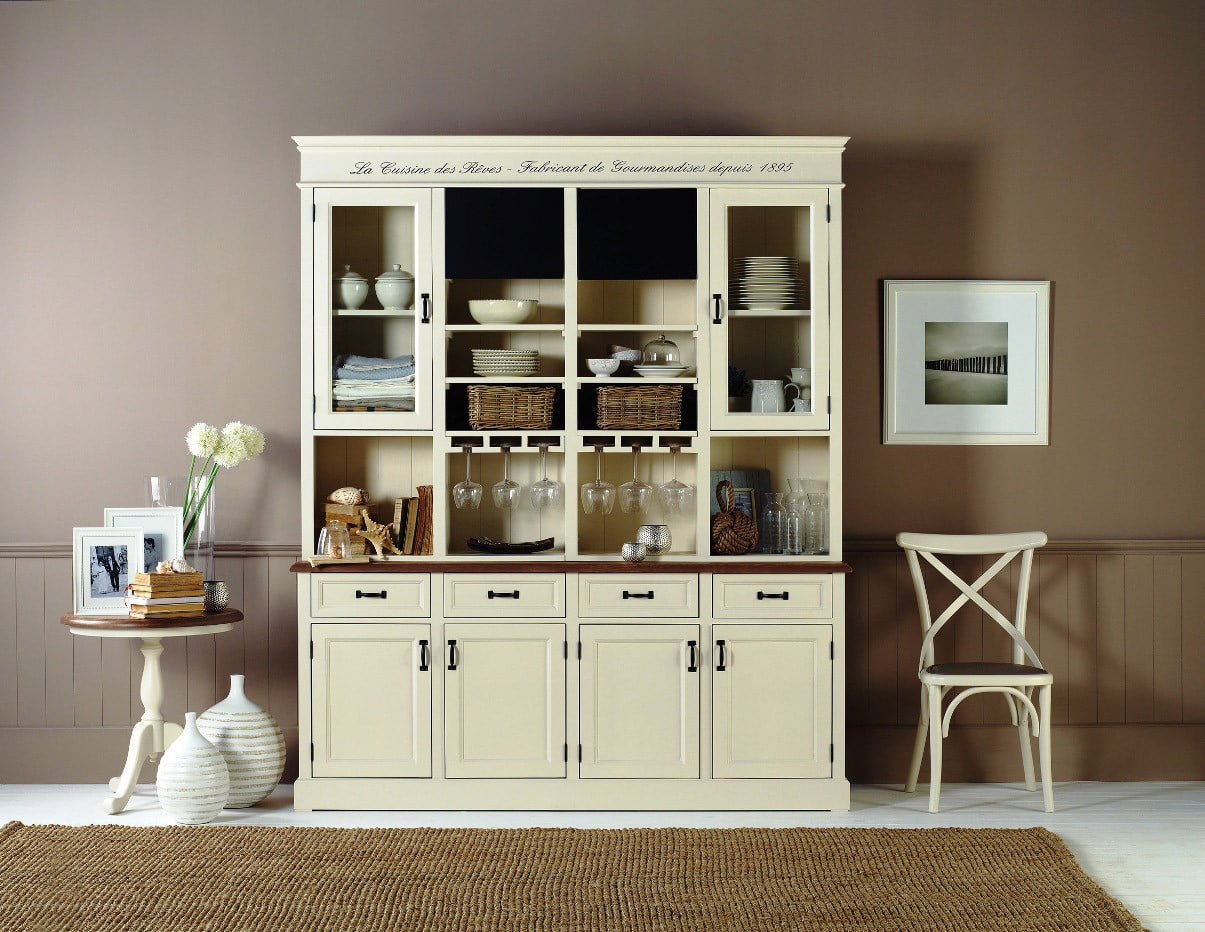 White Buffet Sideboard