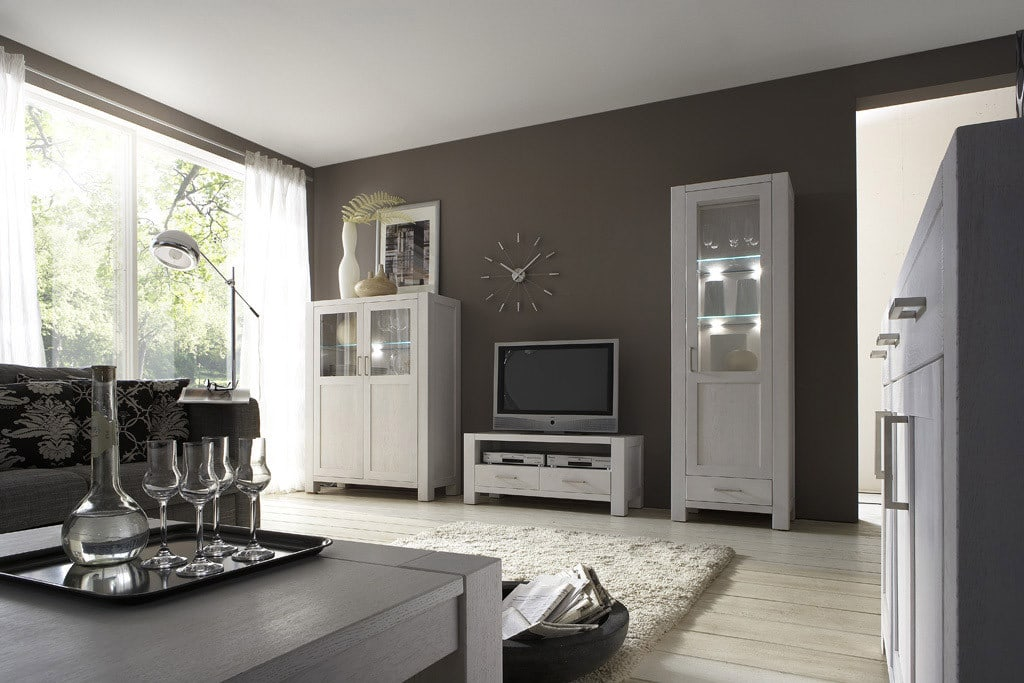 tv regal lara kernbuche pick up m bel. Black Bedroom Furniture Sets. Home Design Ideas
