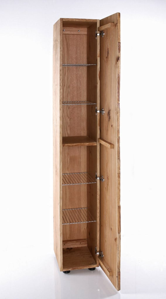 flurgarderobe komplett eiche woodline 2 g nstig in massivholz online kaufen pickupm. Black Bedroom Furniture Sets. Home Design Ideas