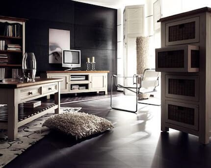 wohnzimmer landhausstil bodde massivholzm bel g nstig online kaufen pick up m bel. Black Bedroom Furniture Sets. Home Design Ideas