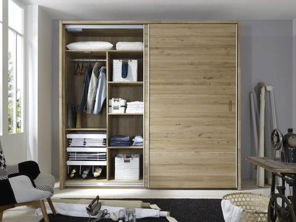 kleiderschrank massivholz make it 2 t rig kernbuche wildeiche pick up m bel. Black Bedroom Furniture Sets. Home Design Ideas