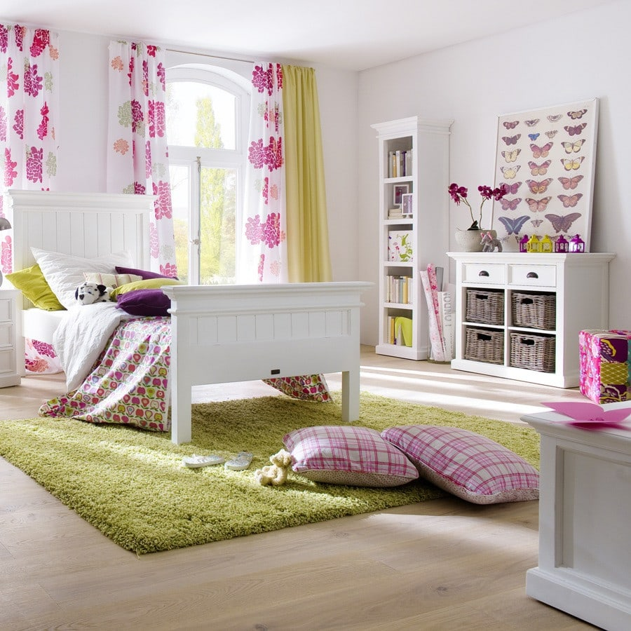 kommode halifax kids weiss zwei schubladen 4 k rbe pick up m bel. Black Bedroom Furniture Sets. Home Design Ideas