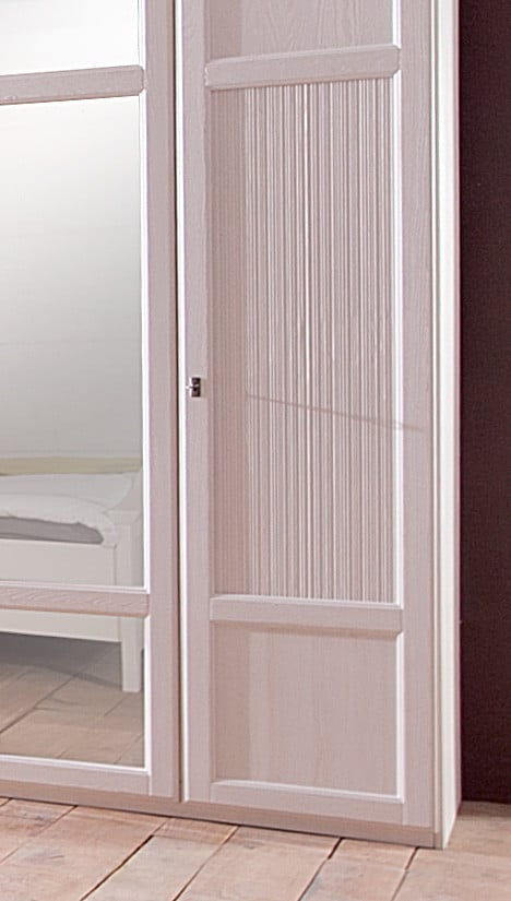 kleiderschrank rome in pine weiss mit sechs t ren online finden pickupm. Black Bedroom Furniture Sets. Home Design Ideas