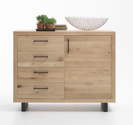 kommode woodstock wildeiche massiv pick up m bel. Black Bedroom Furniture Sets. Home Design Ideas