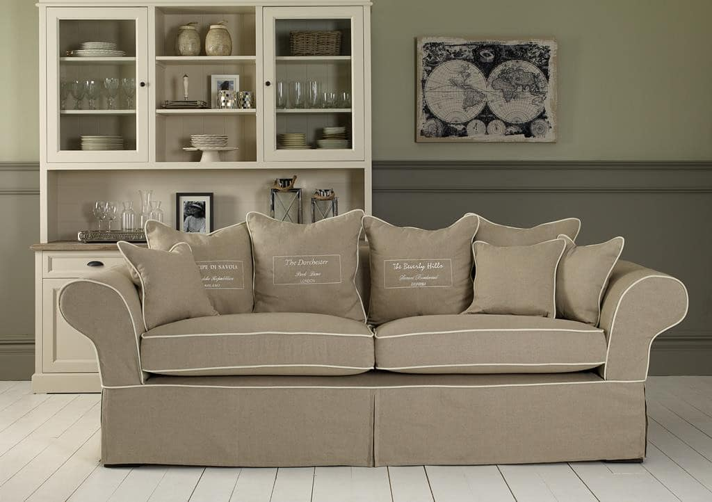 Ecksofa landhausstil  Hussensofa Ascot Landhausstil Coastal Homes Pickupmöbel.de