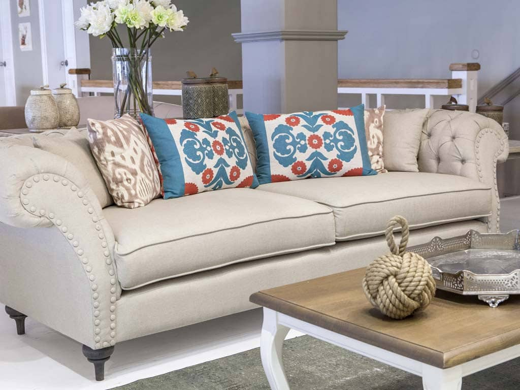 Sofa jacksonville landhaus coastalhomes pick up m bel for Sofa landhausstil