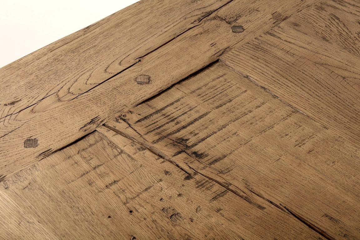 Klostertisch Massiv Wildeiche Fichte Old Wood 4 Gr 246 223 En