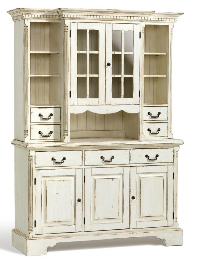 buffet york shabby chic creme massiv fichte pickupm. Black Bedroom Furniture Sets. Home Design Ideas
