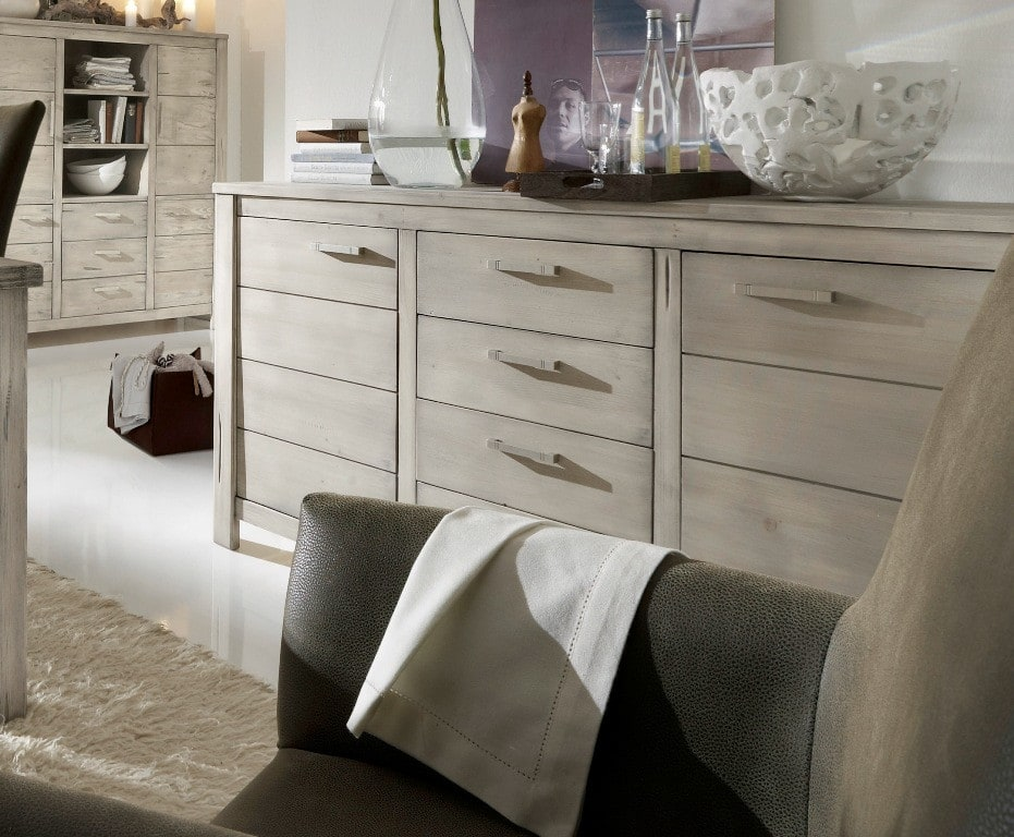 sideboard firenze fichte massiv tundra g nstig online. Black Bedroom Furniture Sets. Home Design Ideas