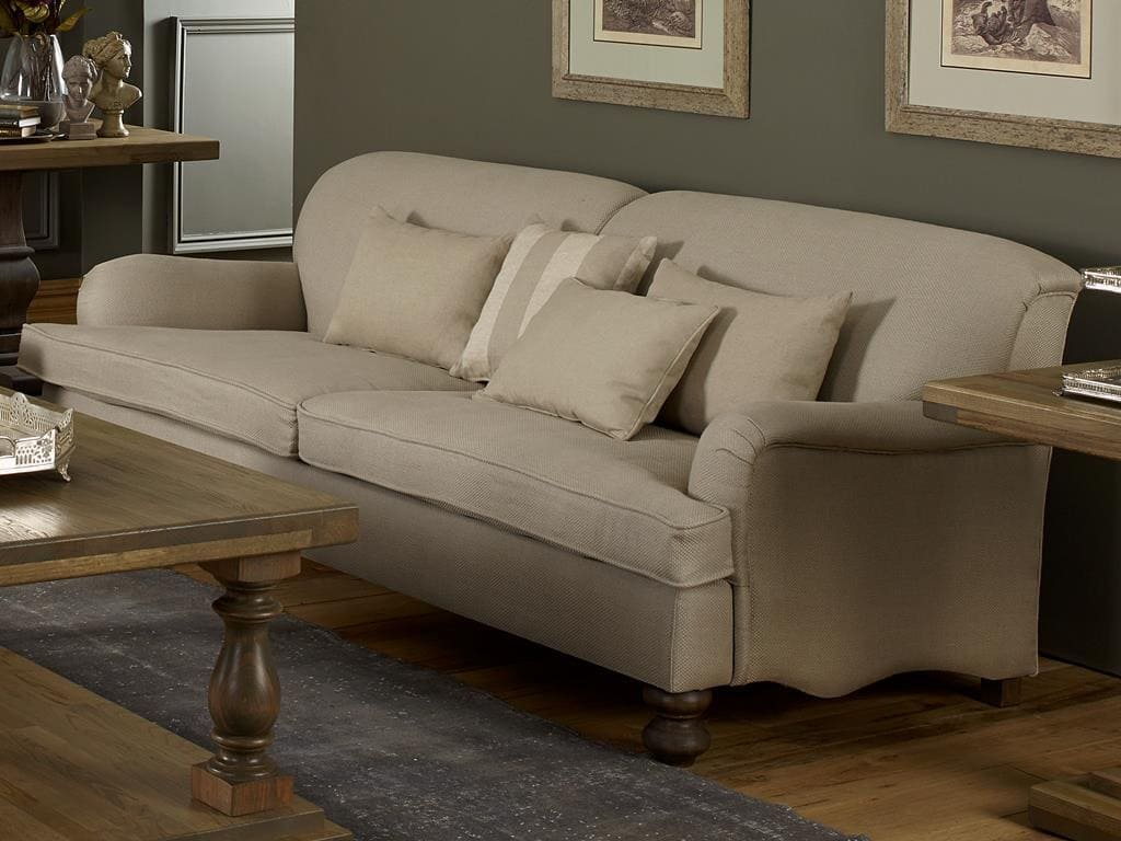 Landhaus sofa manhattan country stil von coastal homes for Sofa landhausstil