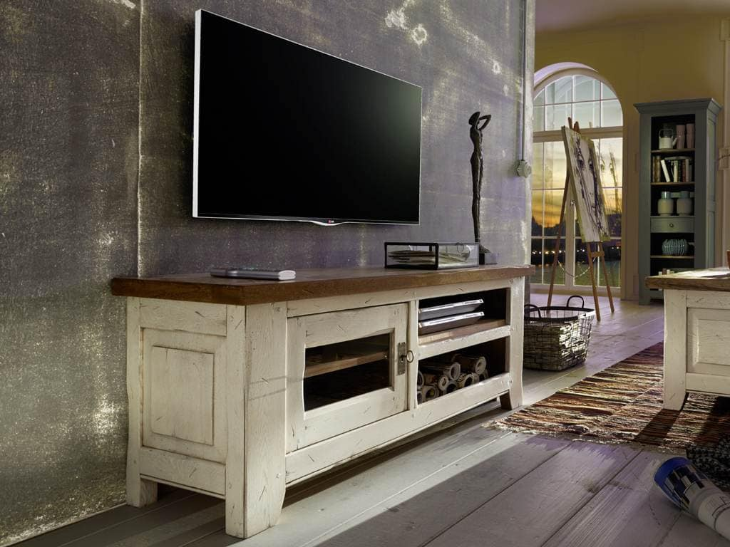 tv tisch eiche ariege massiv pick up m bel. Black Bedroom Furniture Sets. Home Design Ideas