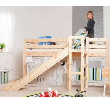 flexa kinderm bel kiefer massiv online bestellen pick up m bel. Black Bedroom Furniture Sets. Home Design Ideas