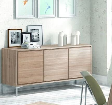 Sideboard Eiche massiv Canyon CA3