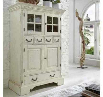 Edle York Shabby Chic Landhaus Mobel Fichte Massiv Pick Up Mobel