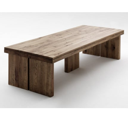 MCA furniture Dublin Esstisch Eiche massiv 300x120