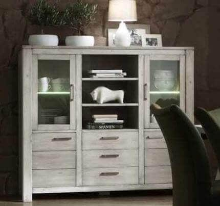 Highboard massiv FIRENZE