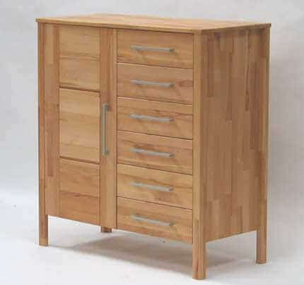 Highboard Kernbuche ZEN und MODY