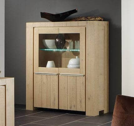 Highboard SKAGEN Wildeiche