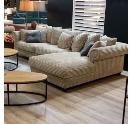 Ecksofa Hampton im Landhausstil