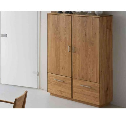 Treva Highboard Asteiche geoelt