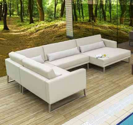 Sierra Design Gartensofa Outdoor Lounge