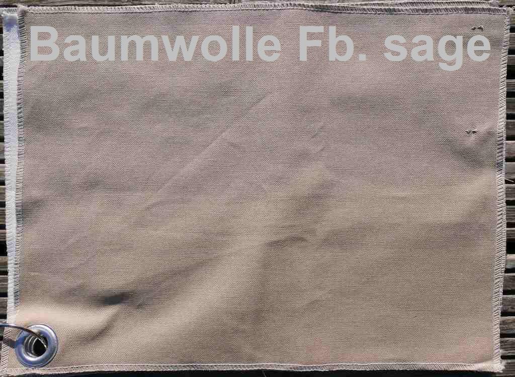 Baumwolle sage