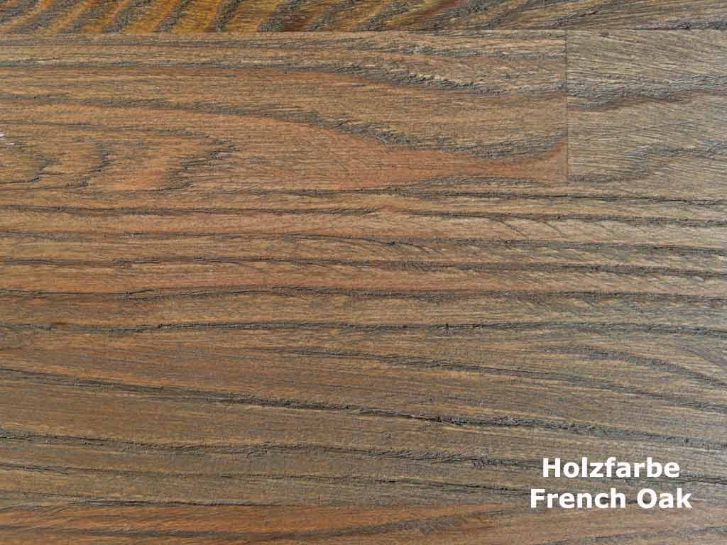 Holzfarbe French Oak 2014