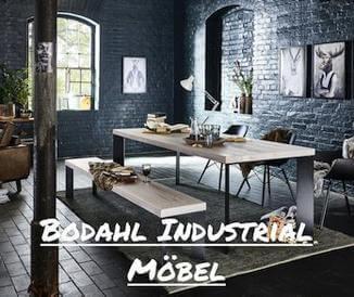 Bodahl Möbel Industriestil