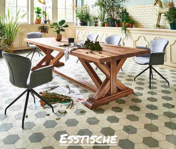 Massivholz Möbel & Esstische massiv Pick-Up-Möbel